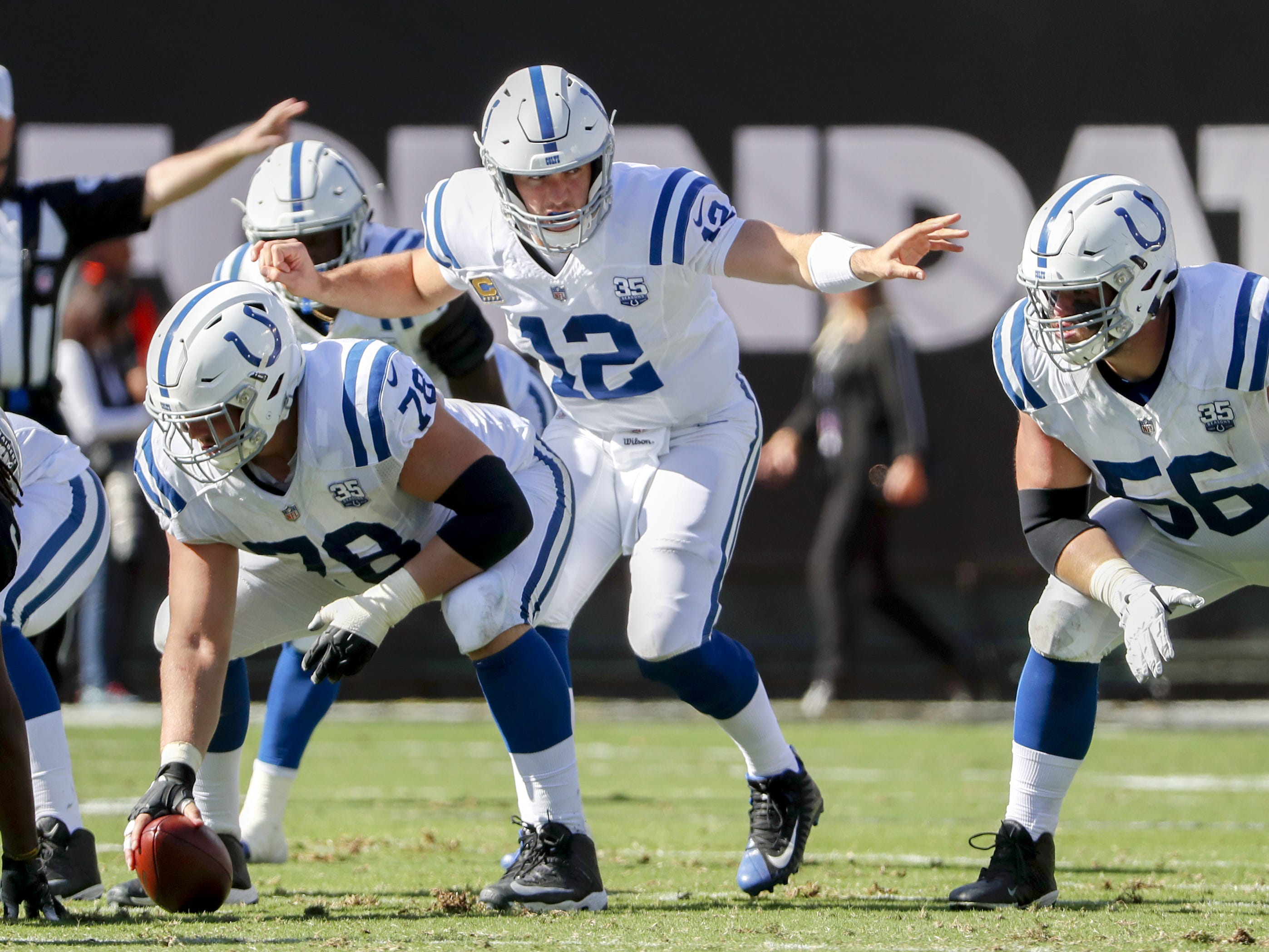 NFL Week 10 picks: Colts, Jaguars look like a tight matchup