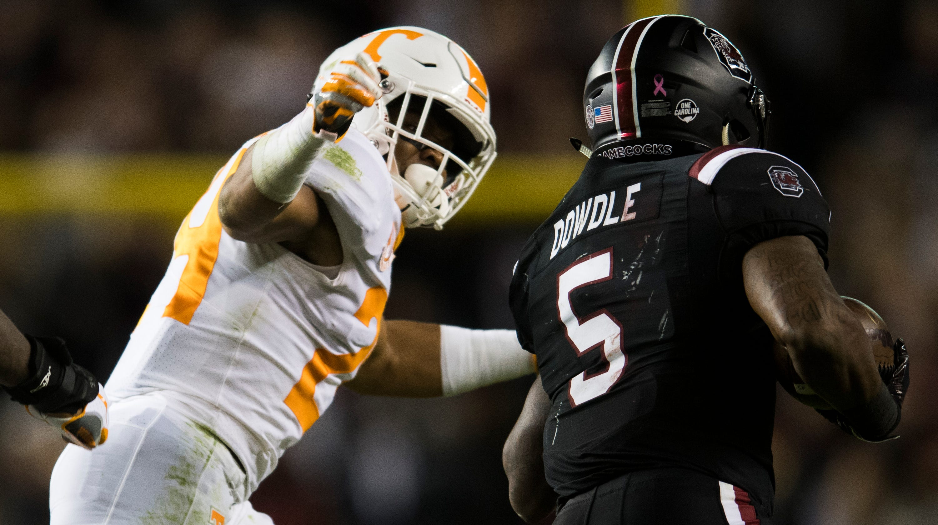 9e6e9051d Todd Kelly Jr.  Playing fifth year for UT Vols  wasn t a tough decision at  all