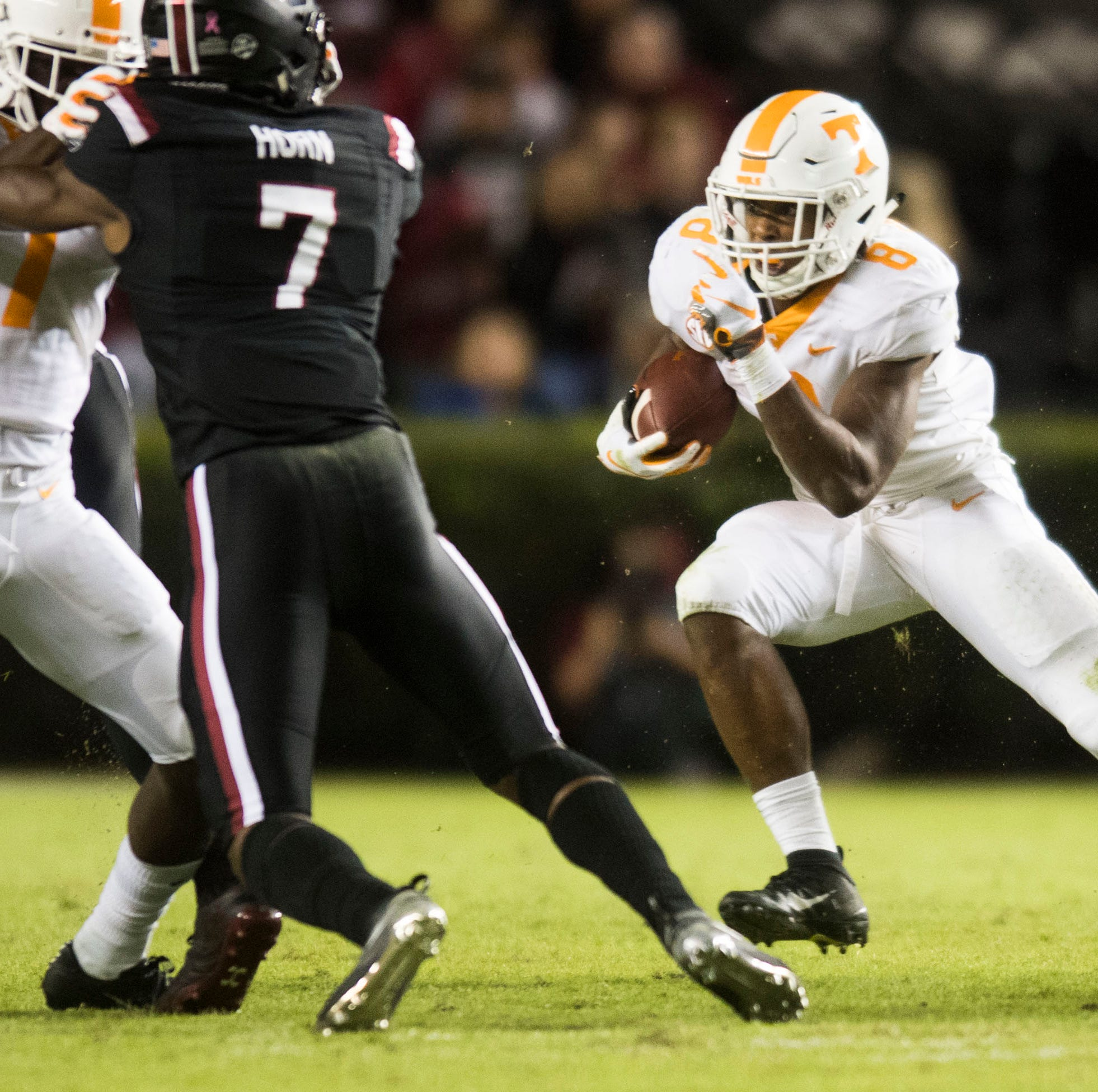 Film study: Why did UT Vols stop passing to Ty Chandler?