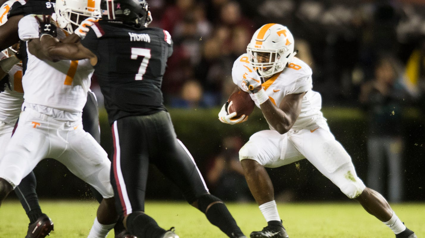 d494d7cb UT Vols: Tennessee forgets Ty Chandler; Drew Lock enjoys too much time