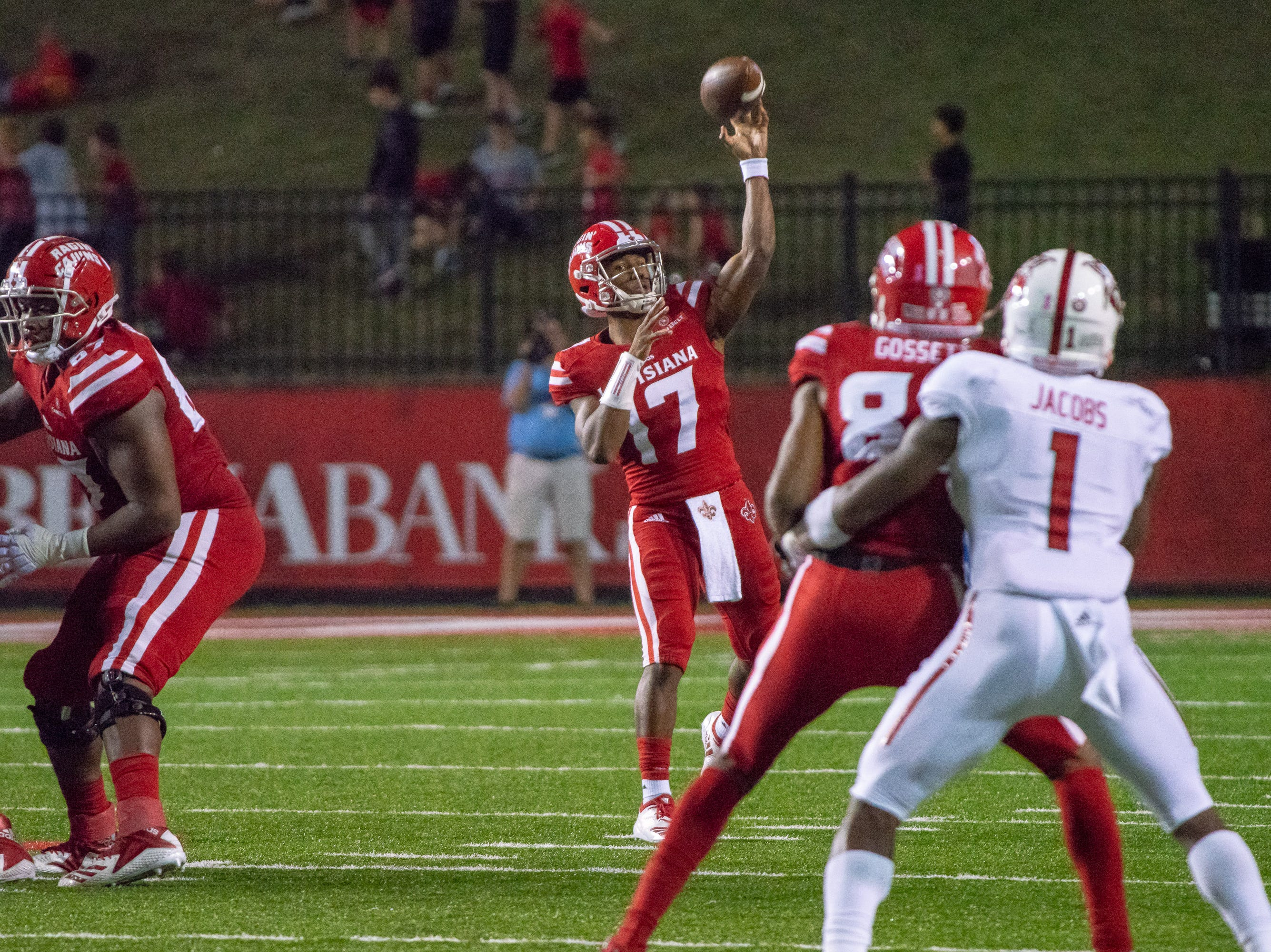 Napier had a reason for sticking with UL two-QB plan