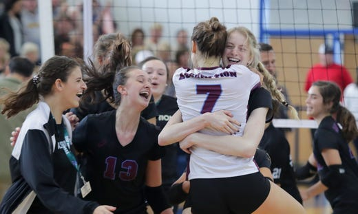 Check out the top teams in Kentucky's high school soccer, volleyball rankings