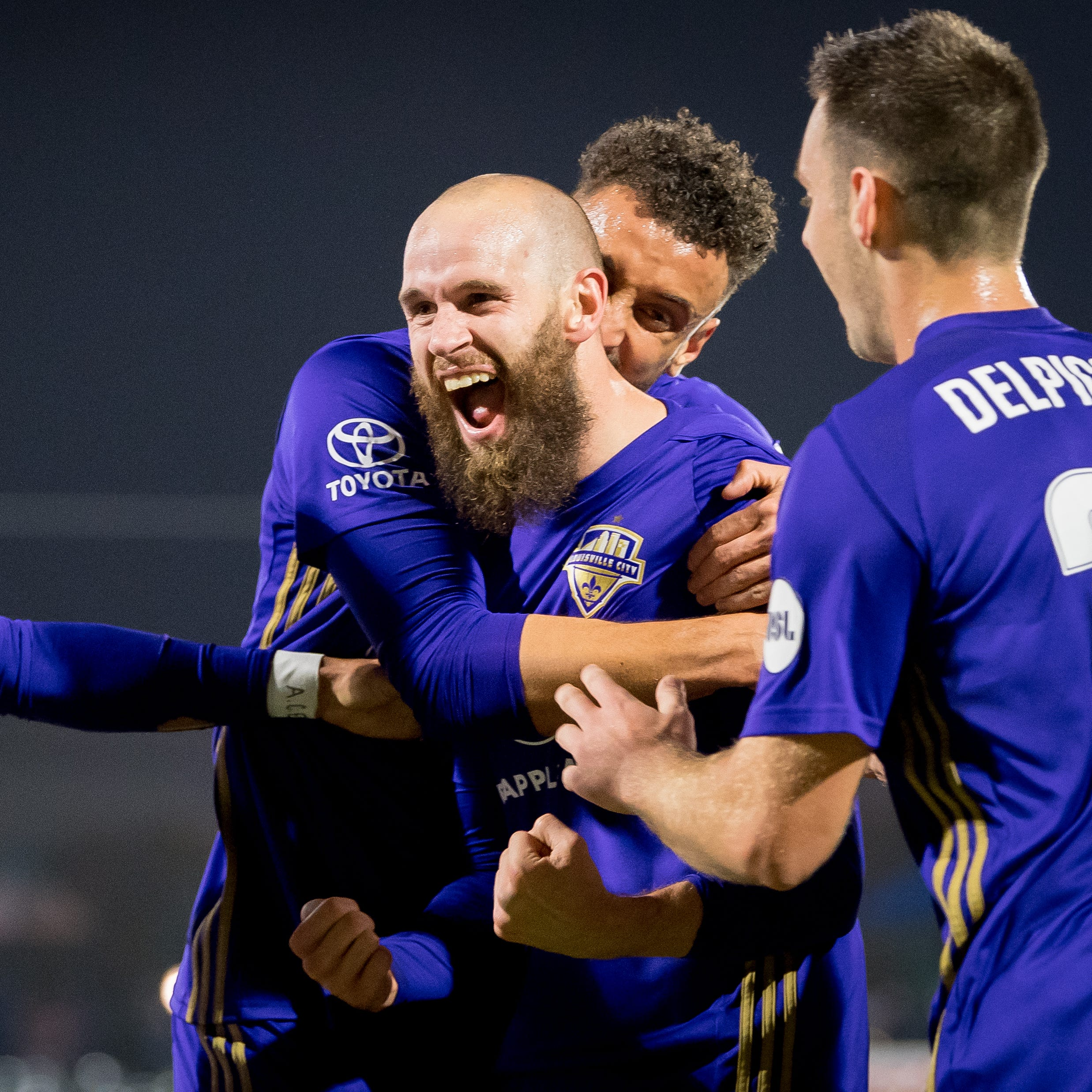 Louisville City FC beats Atlanta United 2 for first win of the season