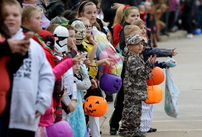 Traditional trick-or-treating is not recommended by the Wisconsin Health Services department this year due to the coronavirus pandemic.