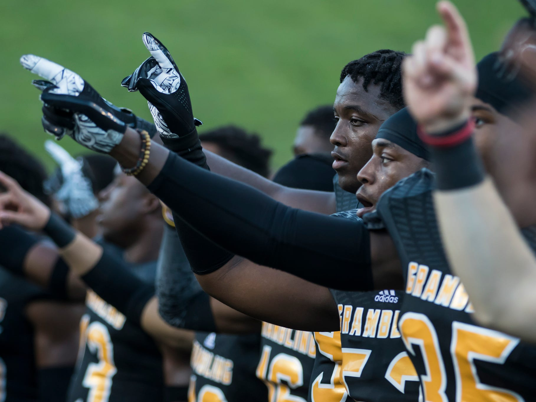 What has to happen for Grambling to host the SWAC title game?