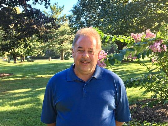 Morris Plains Democratic Councilman Jason Karr