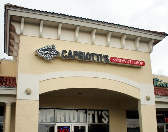 Capriotti's Sandwich Shop closed without notice Saturday after operating 12½ years in the Shops at Hidden Lakes retail strip in Bonita Springs on U.S. 41 near the border of Lee and Collier counties.