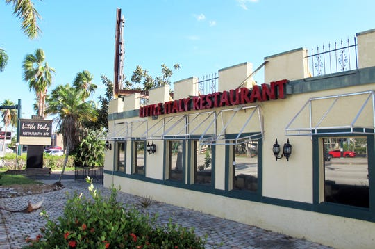 The former Little Italy Restaurant has remained vacant since it closed in May 2014 on U.S. 41 East in East Naples.