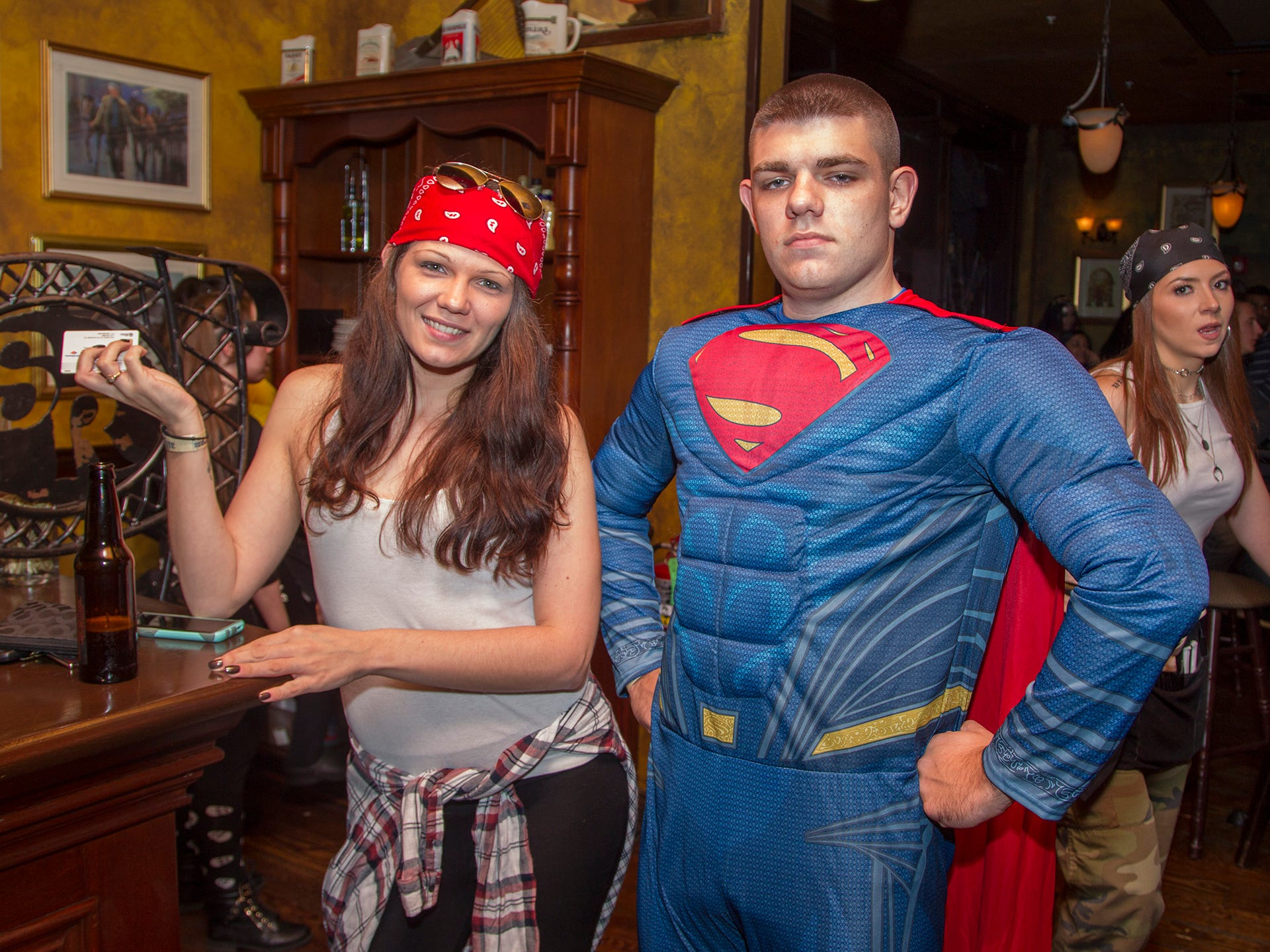 The Shannon Rose held its annual Halloween party in Clifton. 10/27/2018