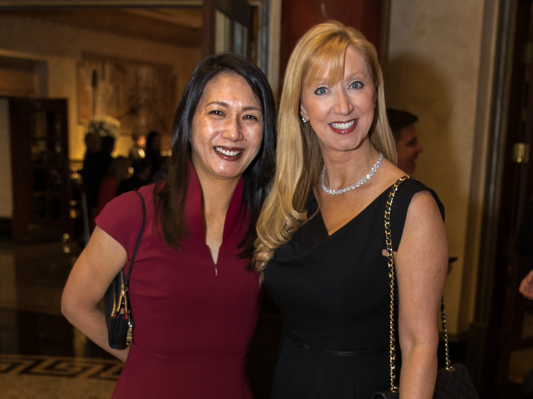 Sunny Springer, Jane Potenza. Don Bosco Prep held it's 17th Annual President's Gala at The Venitian in Garfield, NJ. 10/25/2018