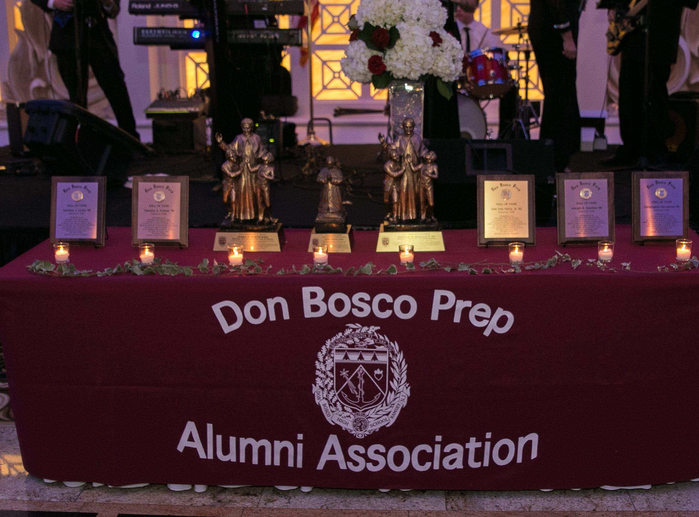 Don Bosco Prep held it's 17th Annual President's Gala at The Venitian in Garfield, NJ. 10/25/2018