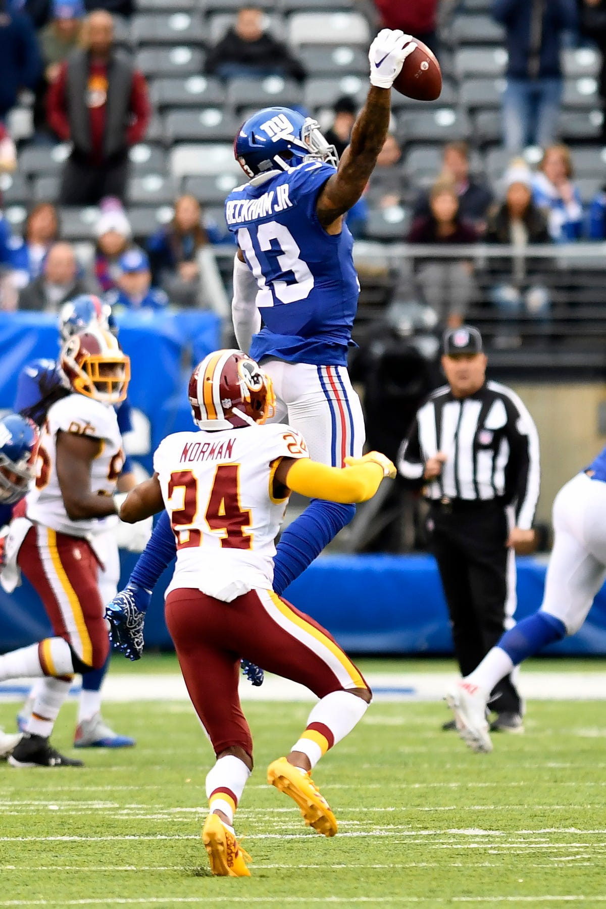 c76244189 NY Giants  Why isn t Odell Beckham Jr. getting consideration for Comeback  Player of Year