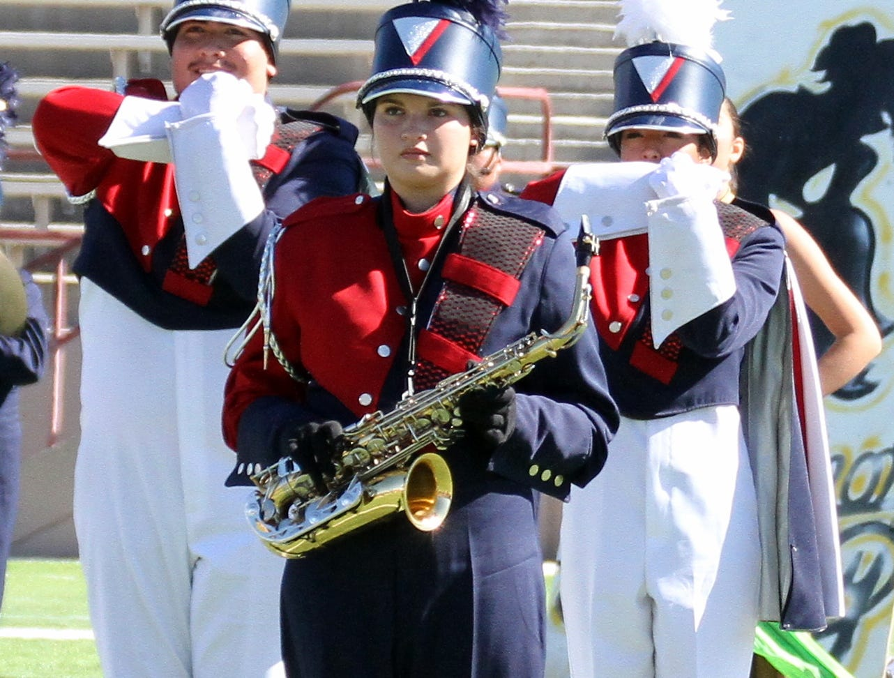 """""""Drum Majors: Is your band ready!"""""""