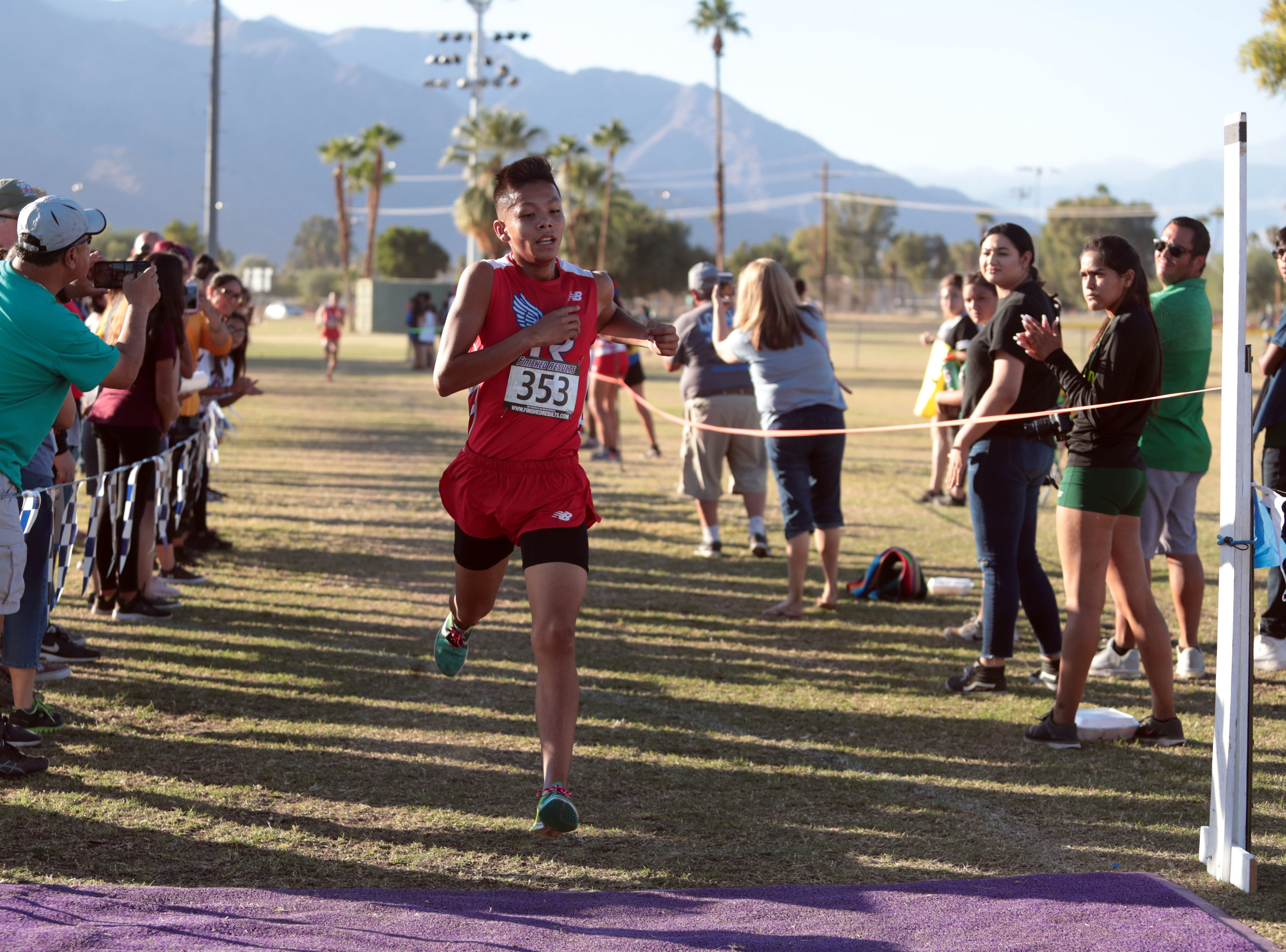 Valley teams advance to CIF cross country championships