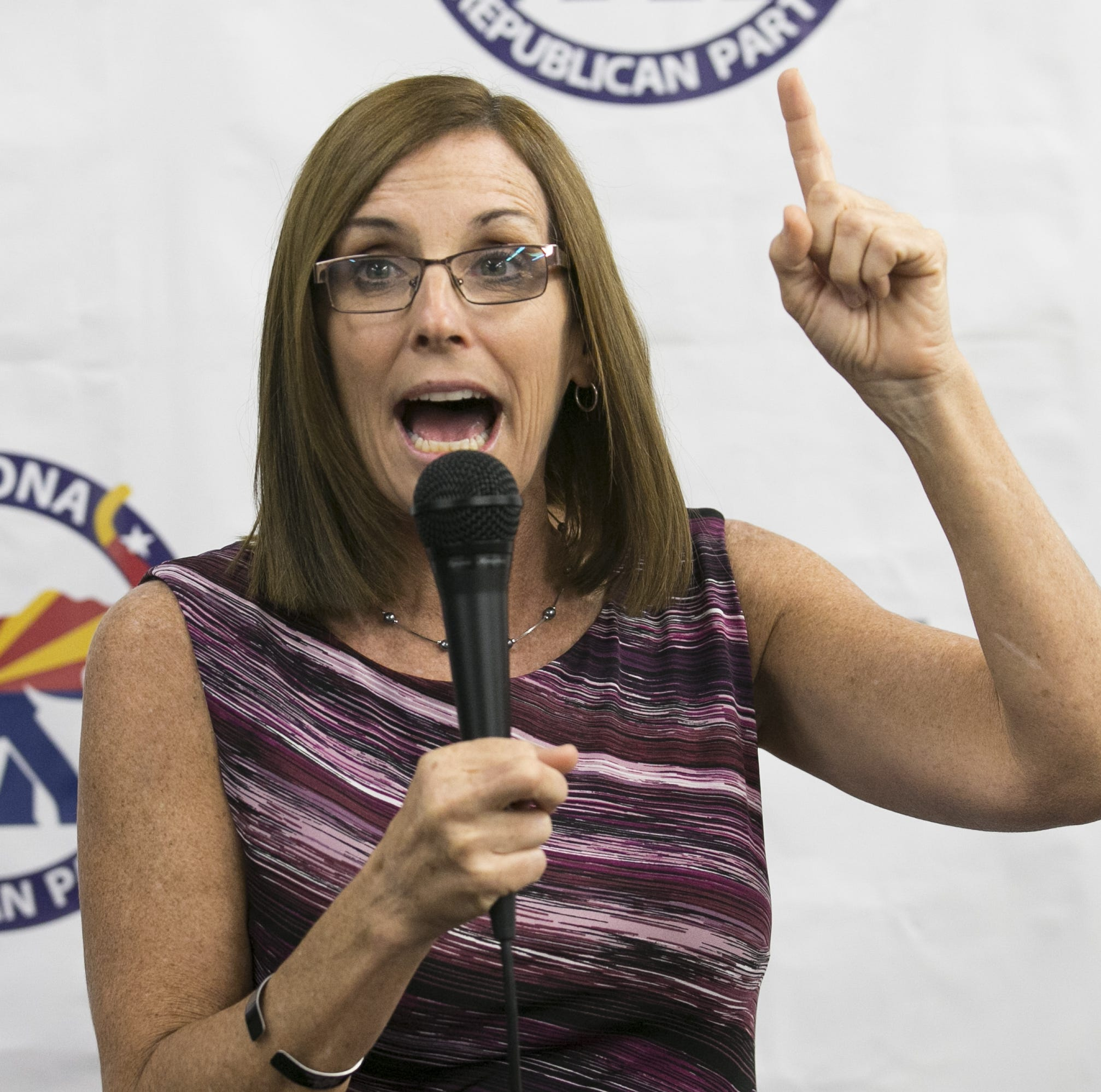 Martha McSally earns her 4th 'mostly false' rating from PolitiFact
