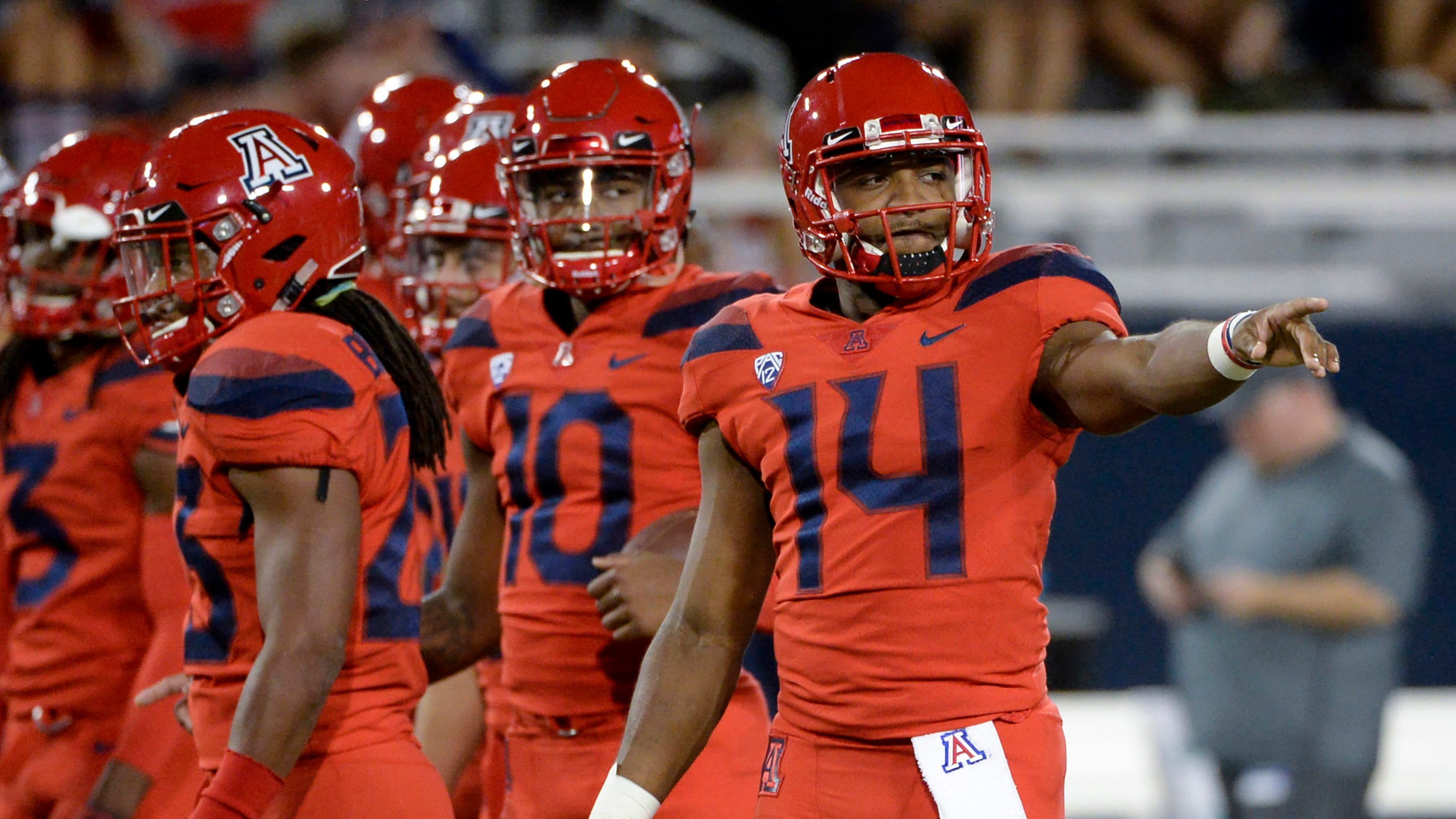 arizona wildcats 2018 football schedule and results