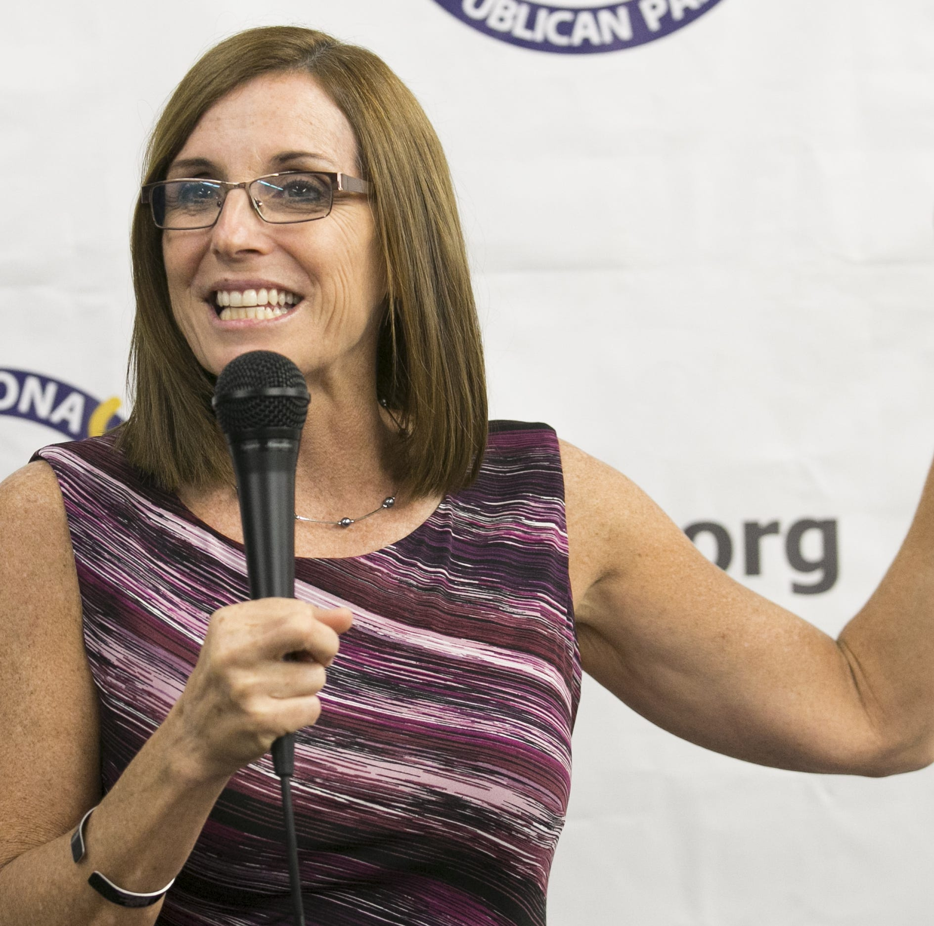 Appoint Martha McSally to Senate? Readers say, 'Oh, HELL no'