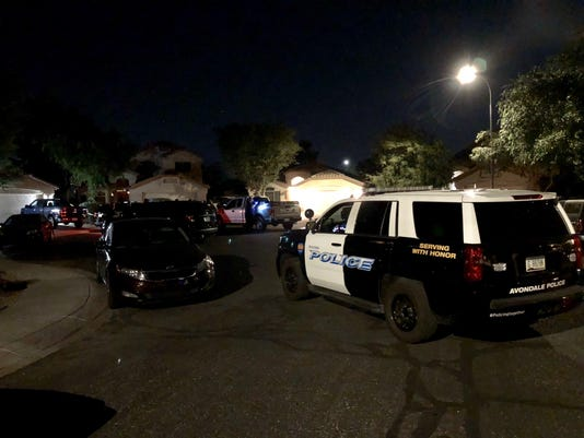 Child drowns in Avondale