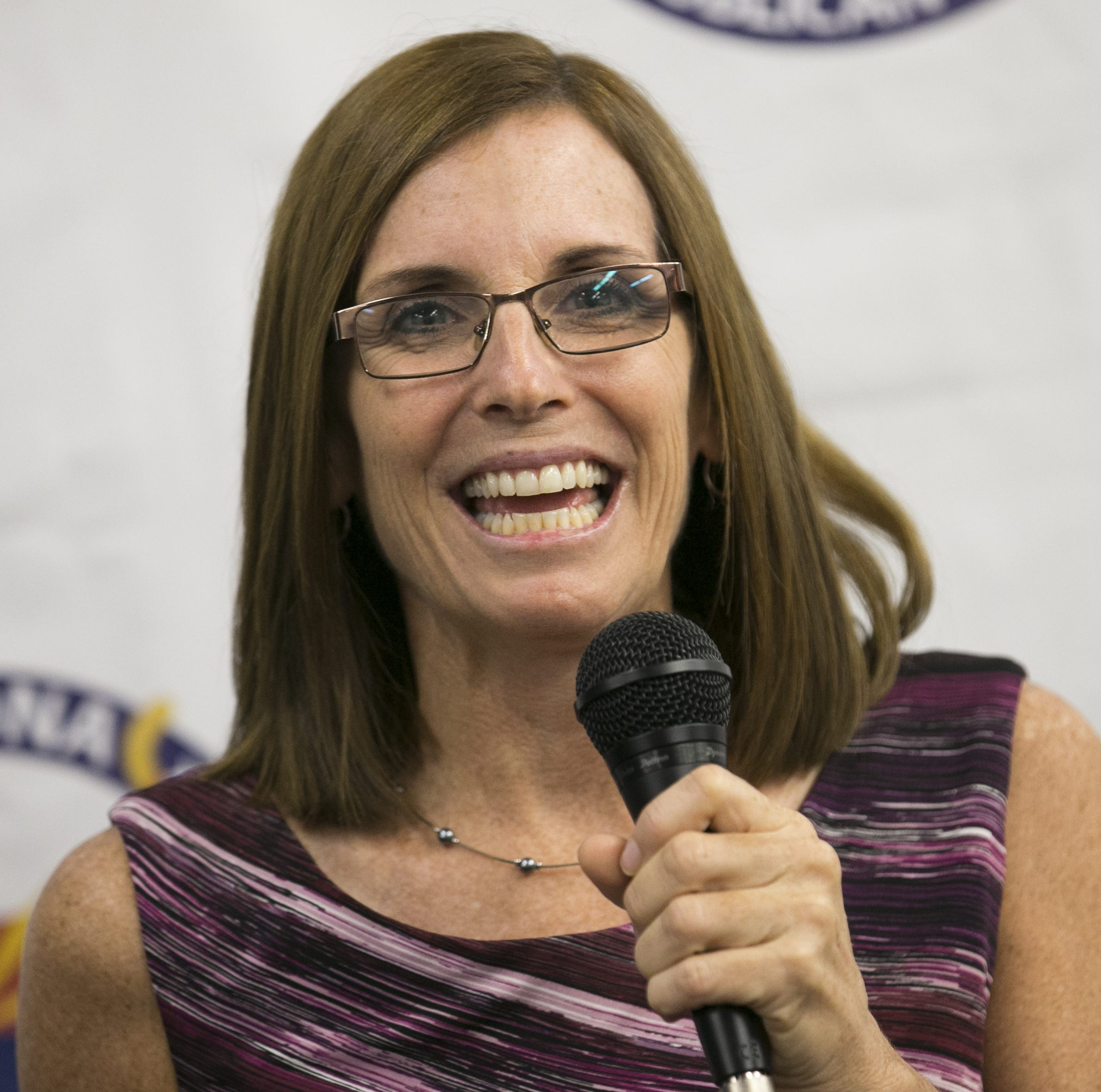 Rep. Martha McSally says goodbye to the House, but not Washington