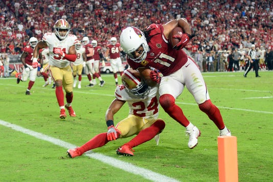 Nfl San Francisco 49ers At Arizona Cardinals