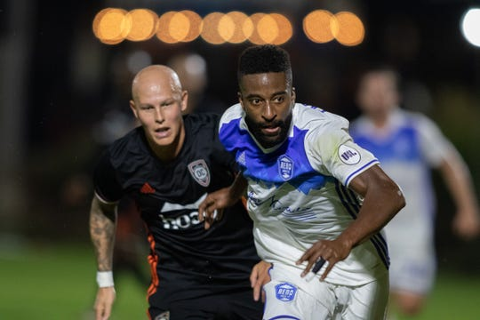 Orange County SC beat Reno 1868 FC, 1-0, in the USL Cup Western Conference semifinals on Saturday in Irvine, Calif.
