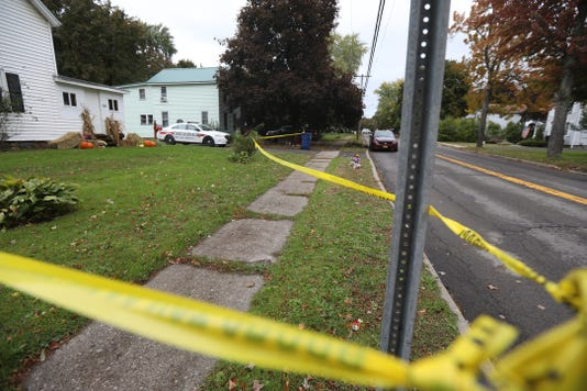 BREAKING: Texas cop becomes third arrest in Sodus double-murder