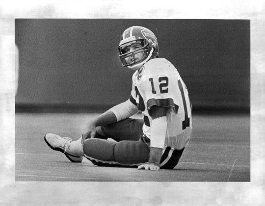 Buffalo Bills Quarterback   Joe Ferguson put together a game-winning drive against  John Madden's Oakland Raiders back in 1974.