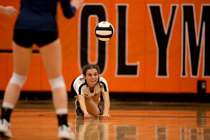 PHOTOS: Sprague volleyball earns spot in quarterfinals after win over Bend