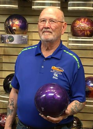Dan Aslin rolled a 692 at the Virgin River Bowling Center last week.