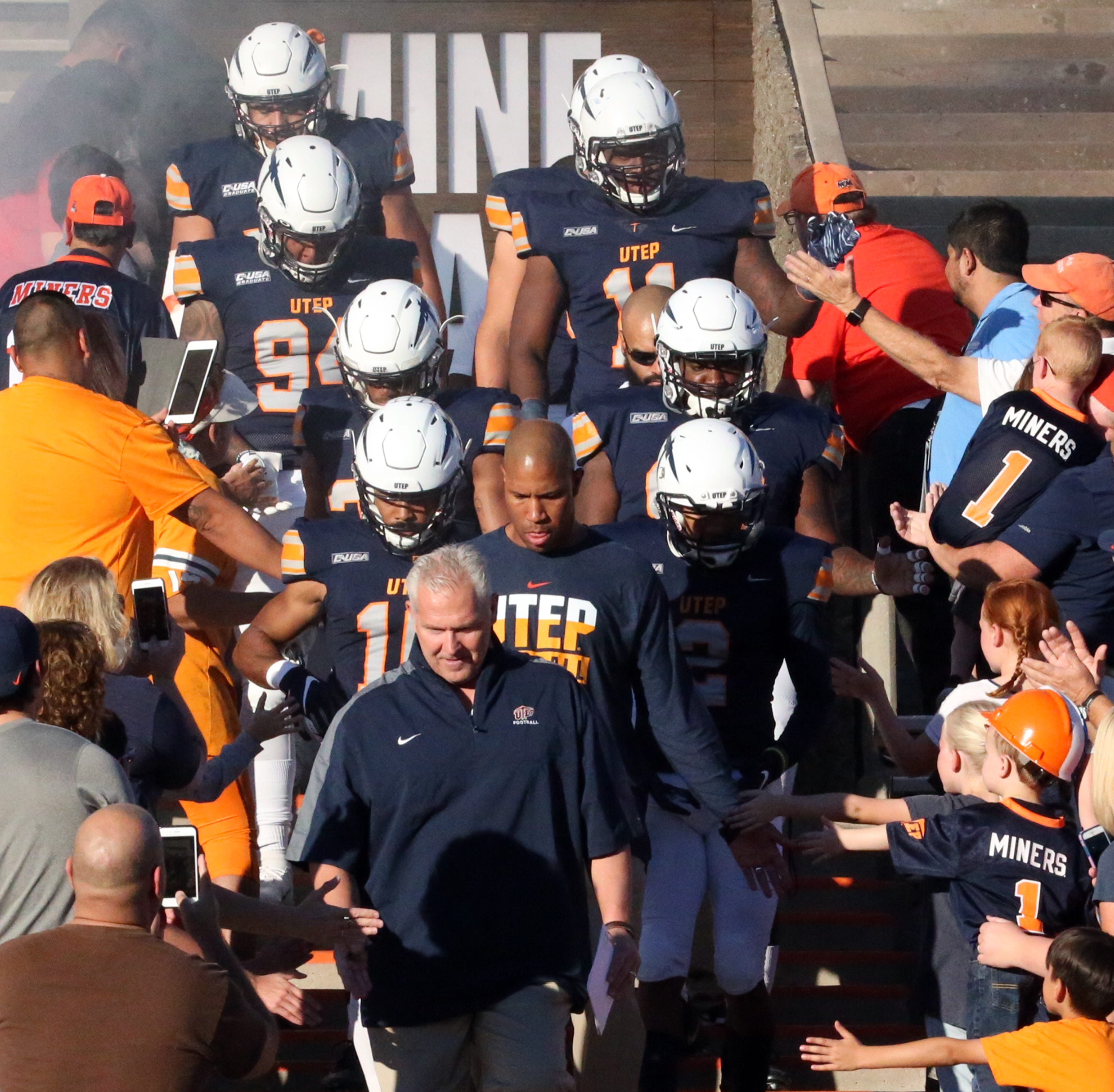 UTEP football team's struggles against Western Kentucky raise questions
