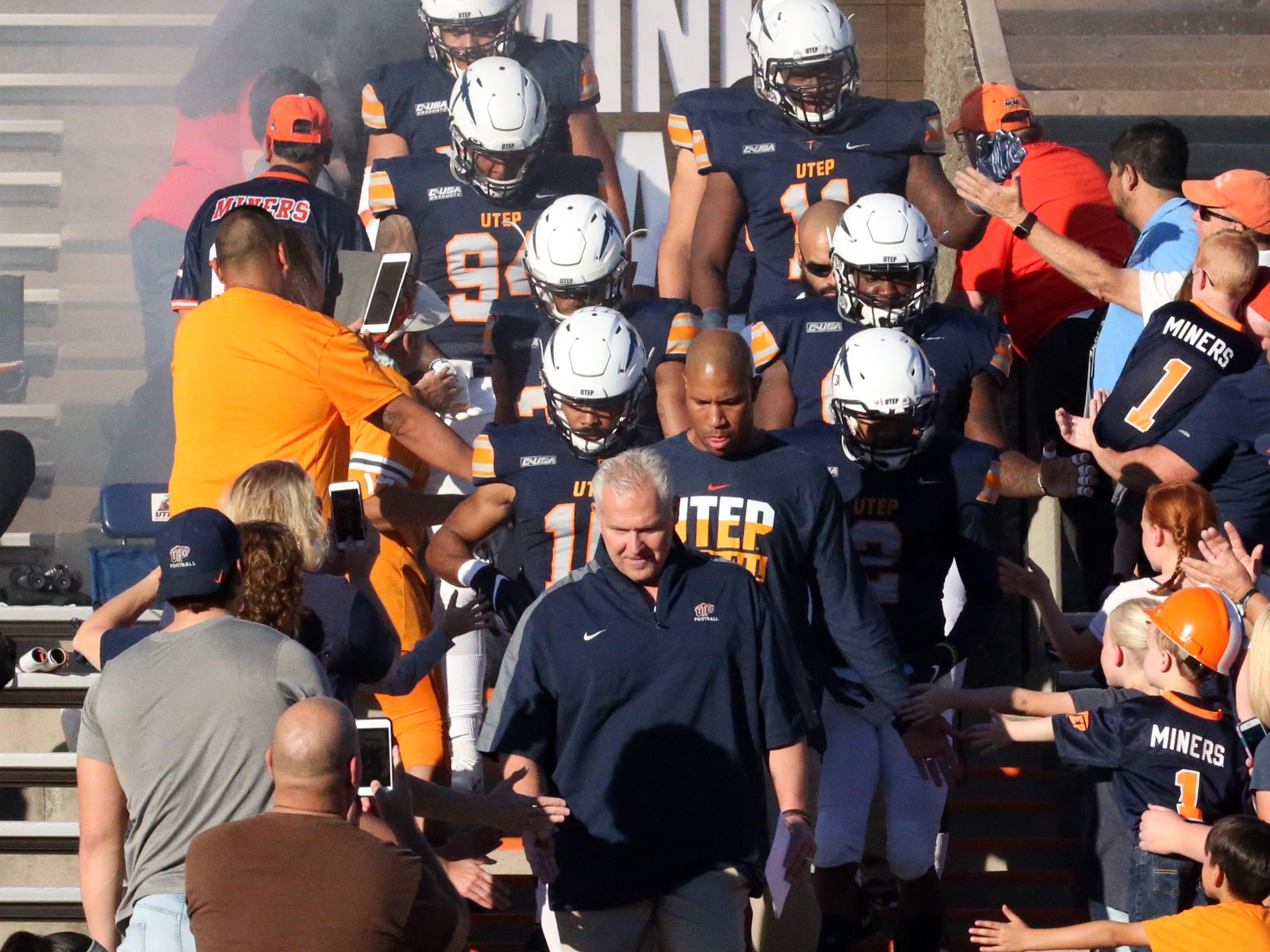 UTEP football team's struggles against Western Kentucky raise questions