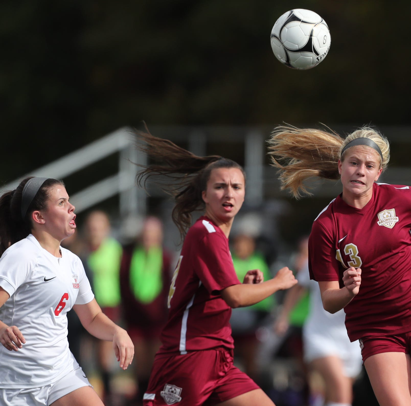 Girls soccer: Final power rankings for the 2018 season