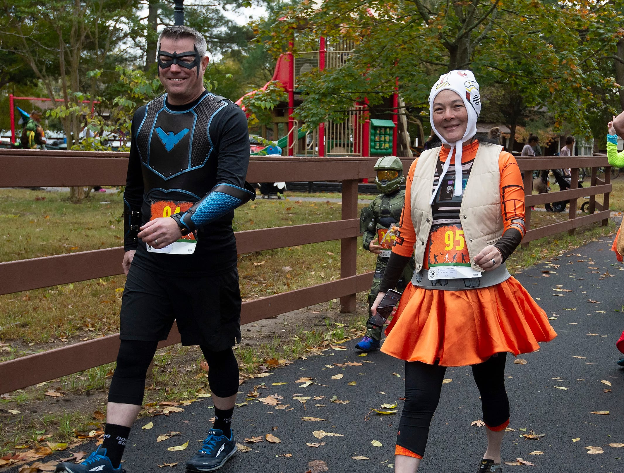 29th Annual Seawitch Fall 5k Classic in Rehoboth Beach.