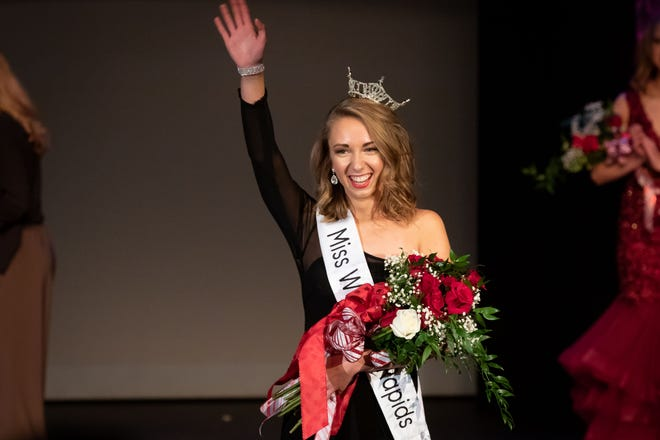 Danielle Moon was crowned Miss Wisconsin Rapids Area 2019 on Saturday, Oct. 27, 2018, at the Performing Arts Center of Wisconsin Rapids.