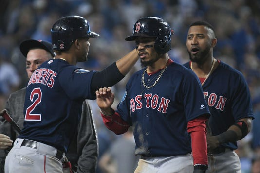 2018 MLB playoffs: World Series results, Red Sox vs  Dodgers