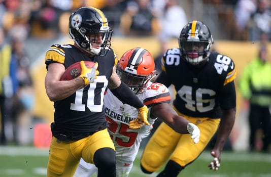 Usp Nfl Cleveland Browns At Pittsburgh Steelers S Fbn Pit Cle Usa Pa