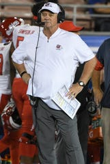 Fresno State's 50-20 blowout of Hawaii late Saturday night means coach Jeff Tedford now runs through Dec. 1, 2023.