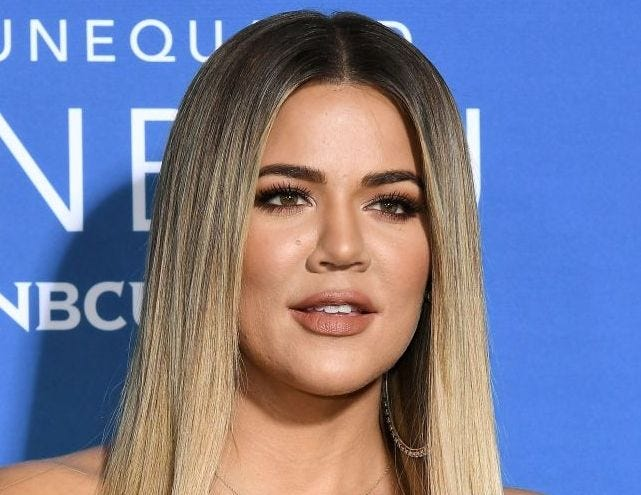 Khloe Kardashian says listen to friends and family when they try to help you.