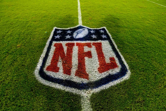 The Jacksonville Jaguars say four players were detained over restitution of a bill in London.