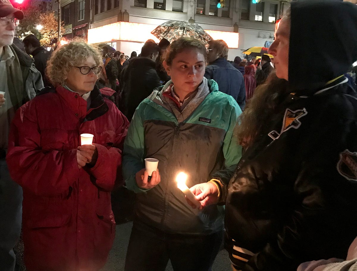 Pittsburgh shooting update: 11 victims of synagogue shooting ID'd