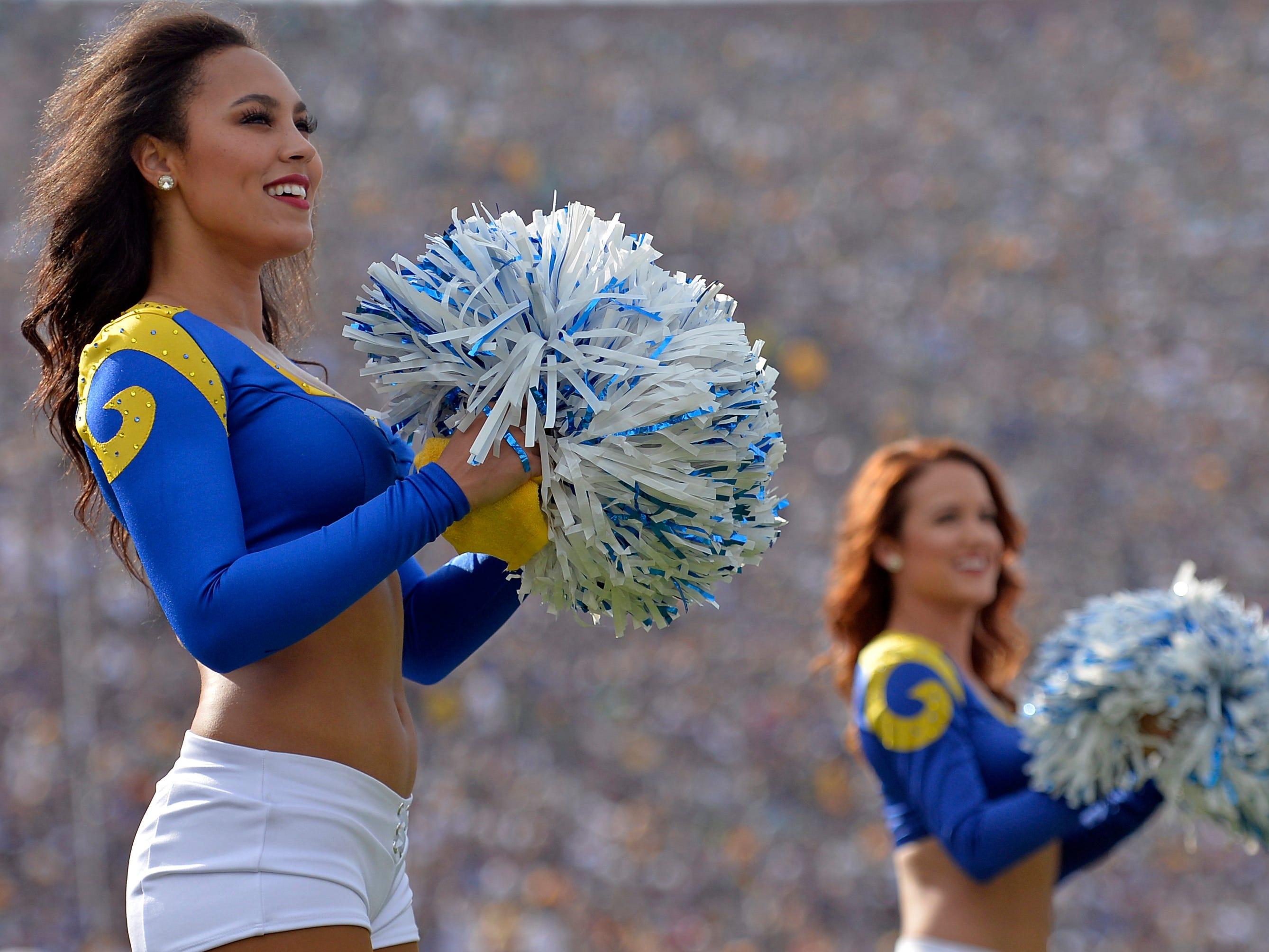 Week 8: Rams