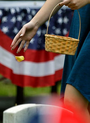 Events are planned in the coming days to honor Fox Valley veterans.