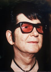 Roy Orbison, shown in a 1988 file photo