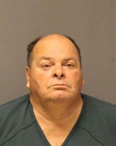 Ralph Maffie was arrested on suspicion of luring.