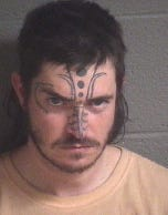 Jace Lee Greene is being held at the Buncombe County Detention Center.