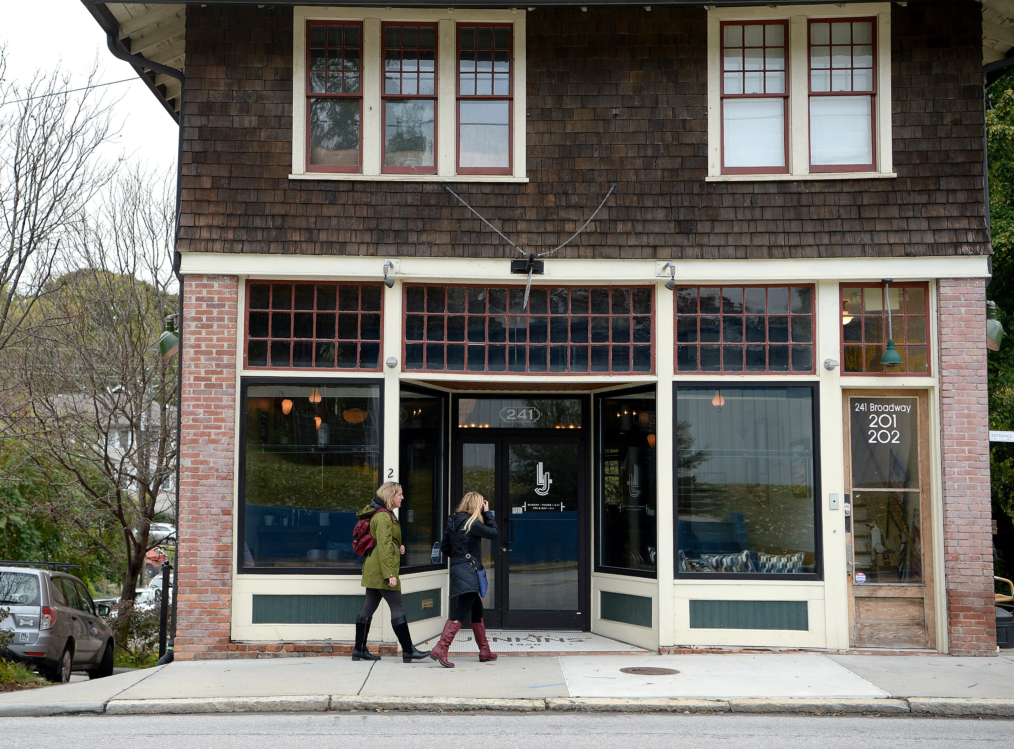 """Little Jumbo, located on Broadway Street, labels itself as """"an attended bar"""" serving up cocktails and food items."""