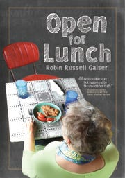 """""""Open for Lunch"""" by Robin Russell Gaiser"""