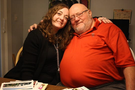 Vestal artist Ramona Kacyvenski and her father-in-law, David Kacyvenski, will display their handmade cards in a show at the Phelps Mansion Museum on Nov. 2.
