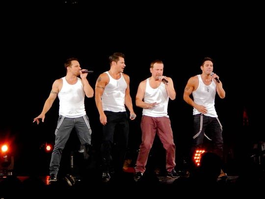 From 1997-2002, when they sold more than 10 million records, 98 Degrees weren't exactly losing their shirts.