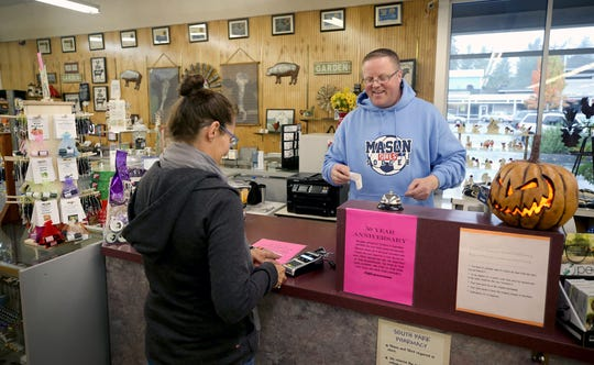 Jeff Paskett is the second generation of his family to own South Park Pharmacy.
